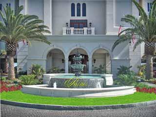 Entrance as Palms of Perdido